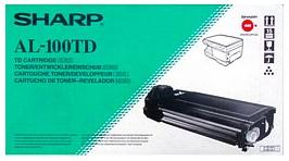 Sharp AL110TD Black Laser Cartridge / Developer