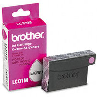 Brother LC-01M Magenta Discount Ink Cartridge