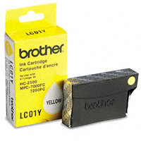 Brother LC-01Y yellow Discount Ink Cartridge