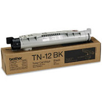 Brother TN-12BK Black Laser Cartridge ( Brother TN12BK )