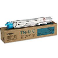 Brother TN-12C Cyan Laser Cartridge ( Brother TN12C )