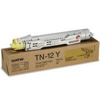 Brother TN-12Y Yellow Laser Cartridge ( Brother TN12Y )