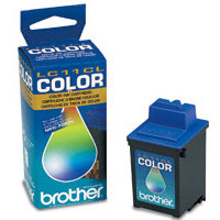 Brother LC-11CL Color Discount Ink Cartridge