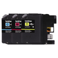 Brother LC1013PKS Discount Ink Cartridge Combo Pack
