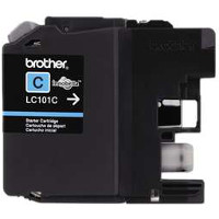 Brother LC101C Discount Ink Cartridge