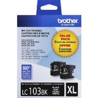 Brother LC1032PK Discount Ink Cartridge Dual Pack