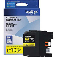 Brother LC103Y Discount Ink Cartridge