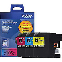 Brother LC1053PKS Discount Ink Cartridge Combo Pack