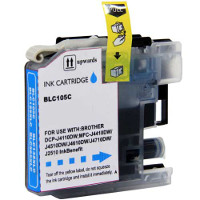 Brother LC105C Compatible Discount Ink Cartridge