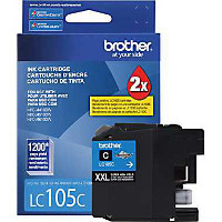 Brother LC105C Discount Ink Cartridge
