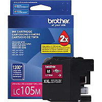 Brother LC105M Discount Ink Cartridge