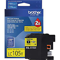 Brother LC105Y Discount Ink Cartridge