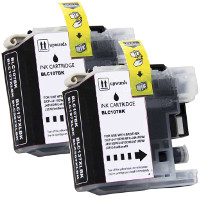 Brother LC1072PKS Compatible Discount Ink Cartridge Dual Pack