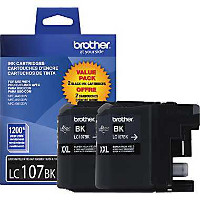 Brother LC1072PKS Discount Ink Cartridge Dual Pack