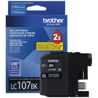 Brother LC107BK Discount Ink Cartridge