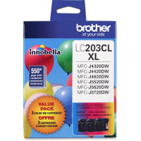 Brother LC2033PKS Discount Ink Cartridges Value Pack