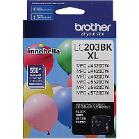 Brother LC203BK Discount Ink Cartridge