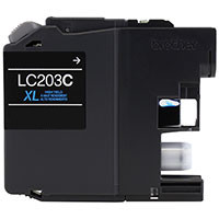 Brother LC203C Compatible Discount Ink Cartridge