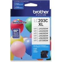 Brother LC203C Discount Ink Cartridge