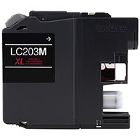 Brother LC203M Compatible Discount Ink Cartridge