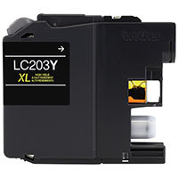 Brother LC203Y Compatible Discount Ink Cartridge