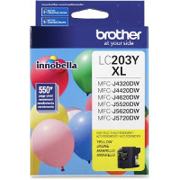 Brother LC203Y Discount Ink Cartridge
