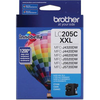 Brother LC205C Discount Ink Cartridge