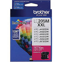Brother LC205M Discount Ink Cartridge