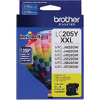 Brother LC205Y Discount Ink Cartridge