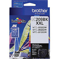 Brother LC209BK Discount Ink Cartridge