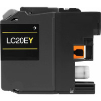 Brother LC20EY Compatible Discount Ink Cartridge