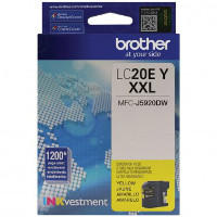 Brother LC20EY Discount Ink Cartridge