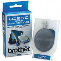 Brother LC25C Cyan Discount Ink Cartridge