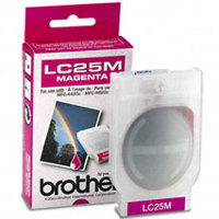 Brother LC25M Magenta Discount Ink Cartridge