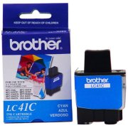 Brother LC41C Discount Ink Cartridge