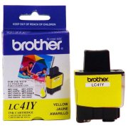 Brother LC41Y Discount Ink Cartridge