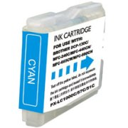 Compatible Brother LC-51C ( LC51C ) Cyan Discount Ink Cartridge