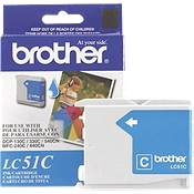Brother LC51C ( Brother LC-51C ) Discount Ink Cartridge