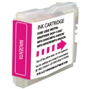 Compatible Brother LC-51M ( LC51M ) Magenta Discount Ink Cartridge