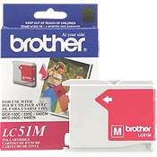 Brother LC51M ( Brother LC-51M ) Discount Ink Cartridge