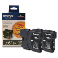 Brother LC612PKS Discount Ink Cartridges (2/Pack)