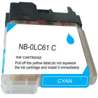 Brother LC61C Compatible Discount Ink Cartridge