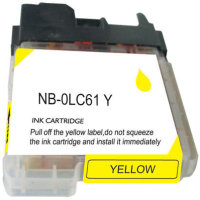 Brother LC61Y Compatible Discount Ink Cartridge
