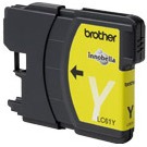 Brother LC61Y Discount Ink Cartridge