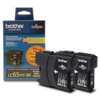 Brother LC652PKS Discount Ink Cartridges (2/Pack)