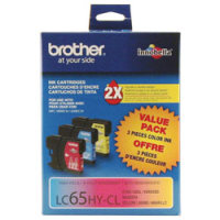 Brother LC653PKS Discount Ink Cartridges (3/Pack)