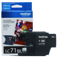 Brother LC71BK ( Brother LC-71BK ) Discount Ink Cartridge