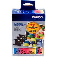 Brother LC753PKS ( Brother LC-753PKS ) Discount Ink Cartridge MultiPack