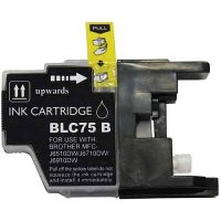 Brother LC75BK Compatible Discount Ink Cartridge