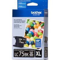 Brother LC75BK ( Brother LC-75BK ) Discount Ink Cartridge